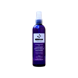 Hydrolat de lavande officinale sauvage en spray