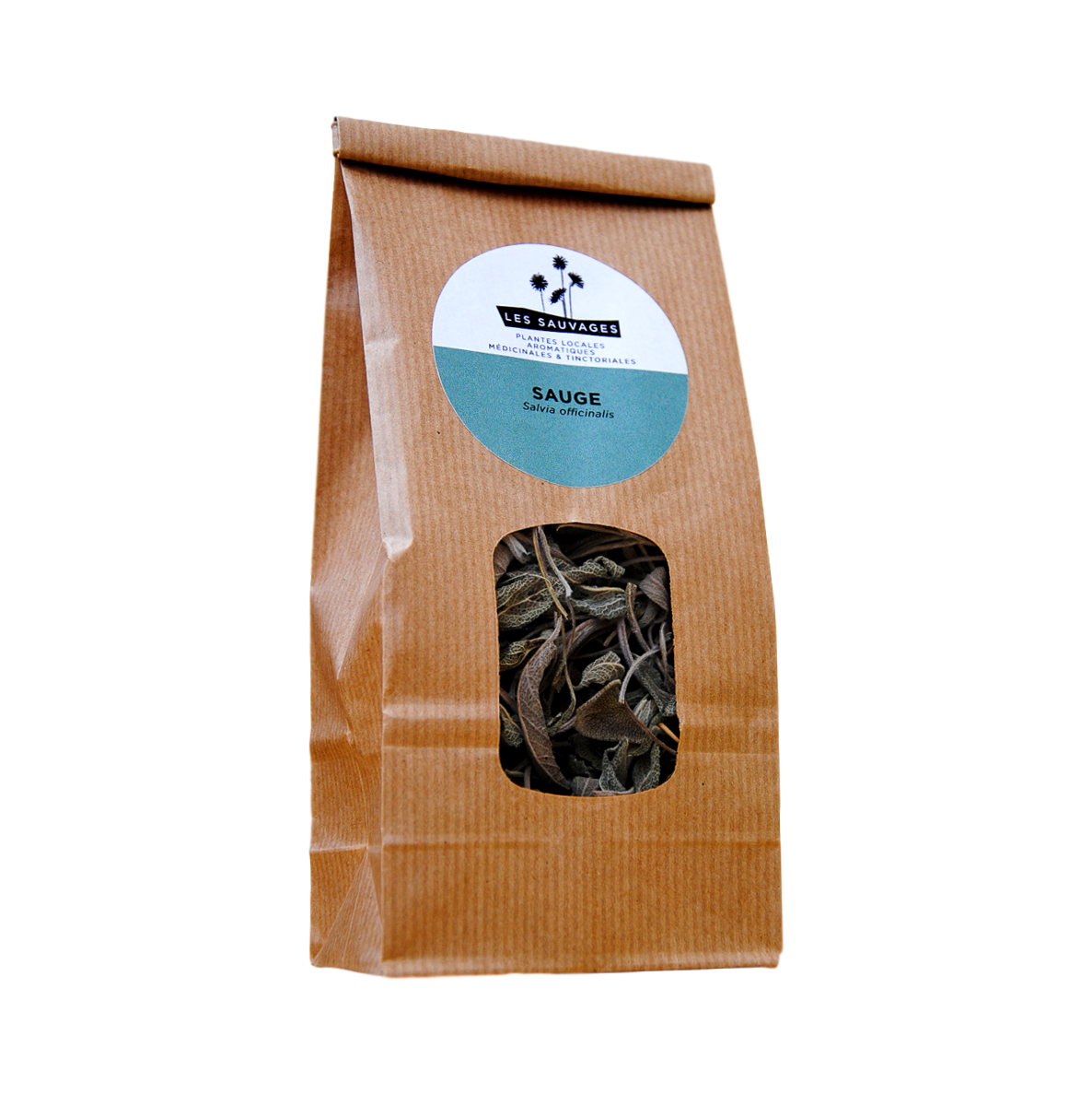 Tisane de Sauge Officinale sauvage