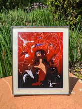 Load image into Gallery viewer, itachi - fine art print