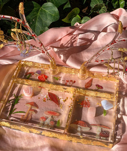 eternal autumn - jewelry tray