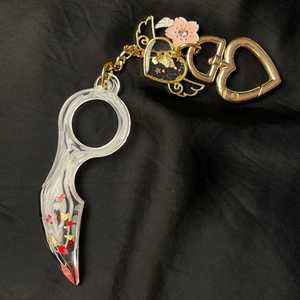No. 154 - self defense keychain