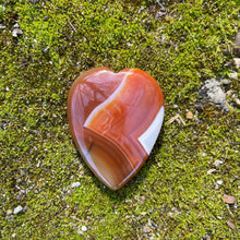 Load image into Gallery viewer, carnelian palm stone