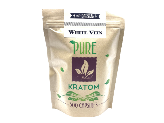 Pure Kratom 300ct