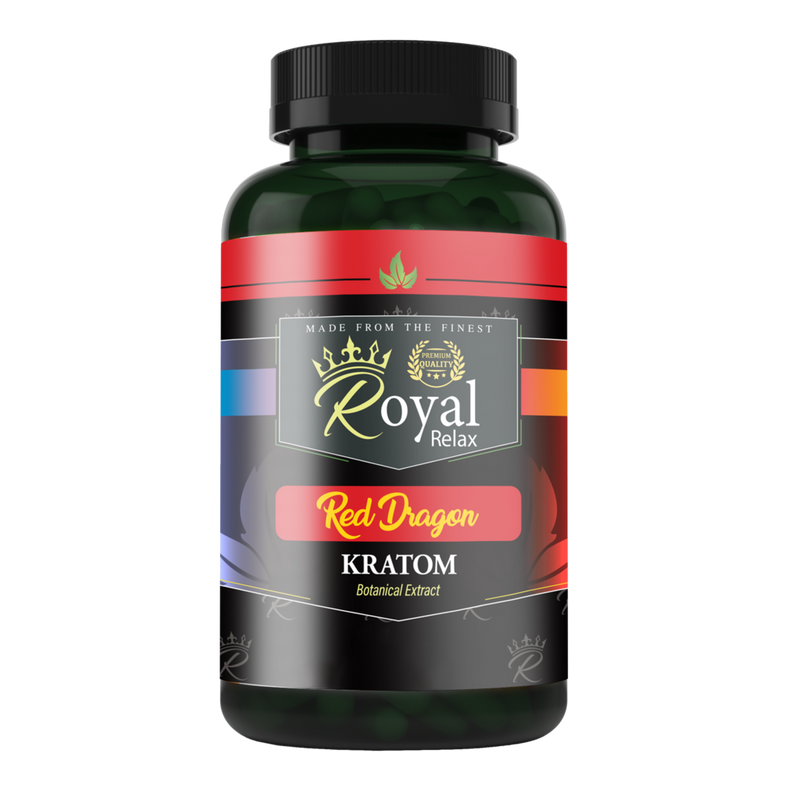 Royal Relax Red Dragon Kratom