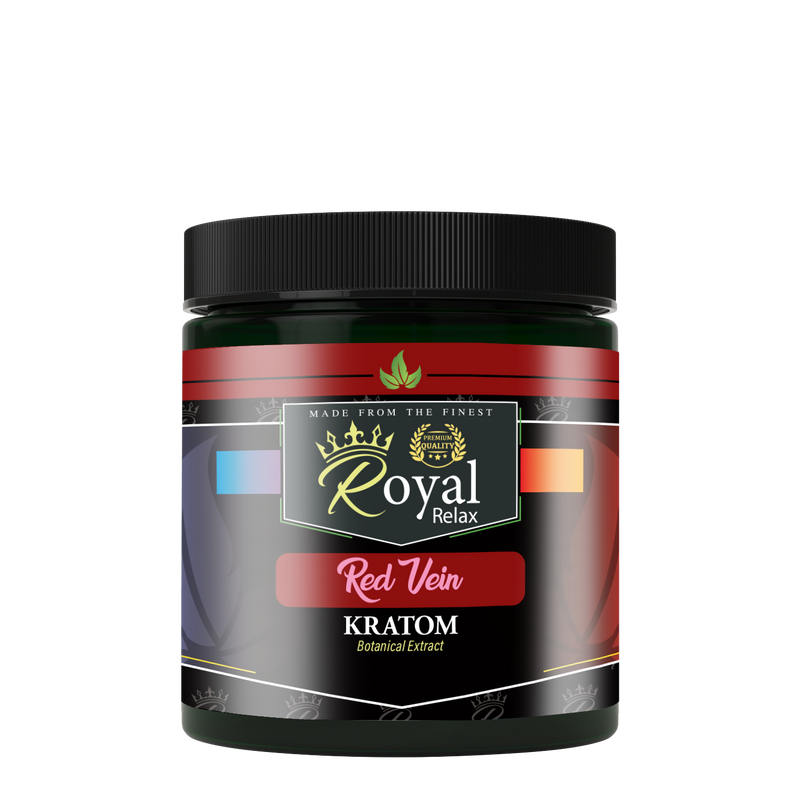 Royal Relax Red Vein Kratom