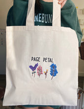 Load image into Gallery viewer, The Petal Tote Bag