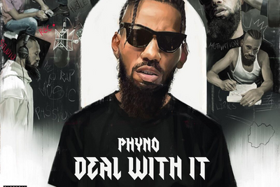 "Phyno Releases New Single ""What I See"" Off Forthcoming Album ""Deal With It"""