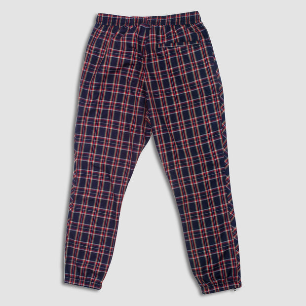 Rari Plaid Pant Back View