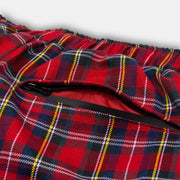 Rari Plaid Pant Trim View
