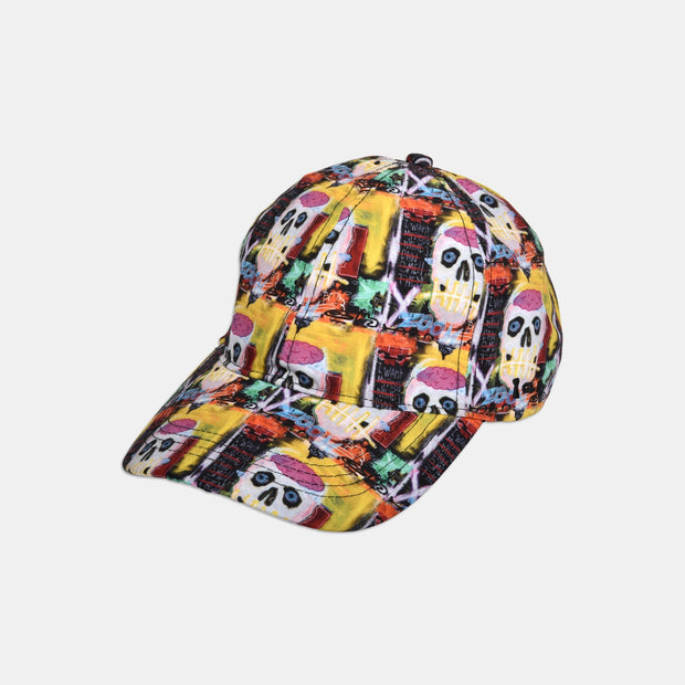 Wearable Art Tango Hotel I Want My Rose Fitted Dad Hat