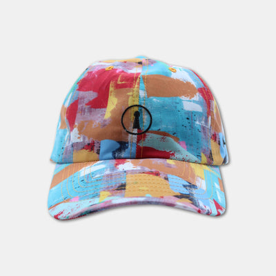 Wearable Art Tango Hotel XXX Drink Bunny Fitted Dad Hat