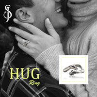 love Hug Ring Jen Eyer Fashion Retro