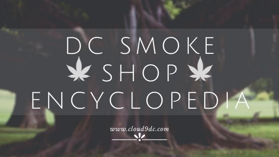 Washington DC Smoke Shop Encyclopedia