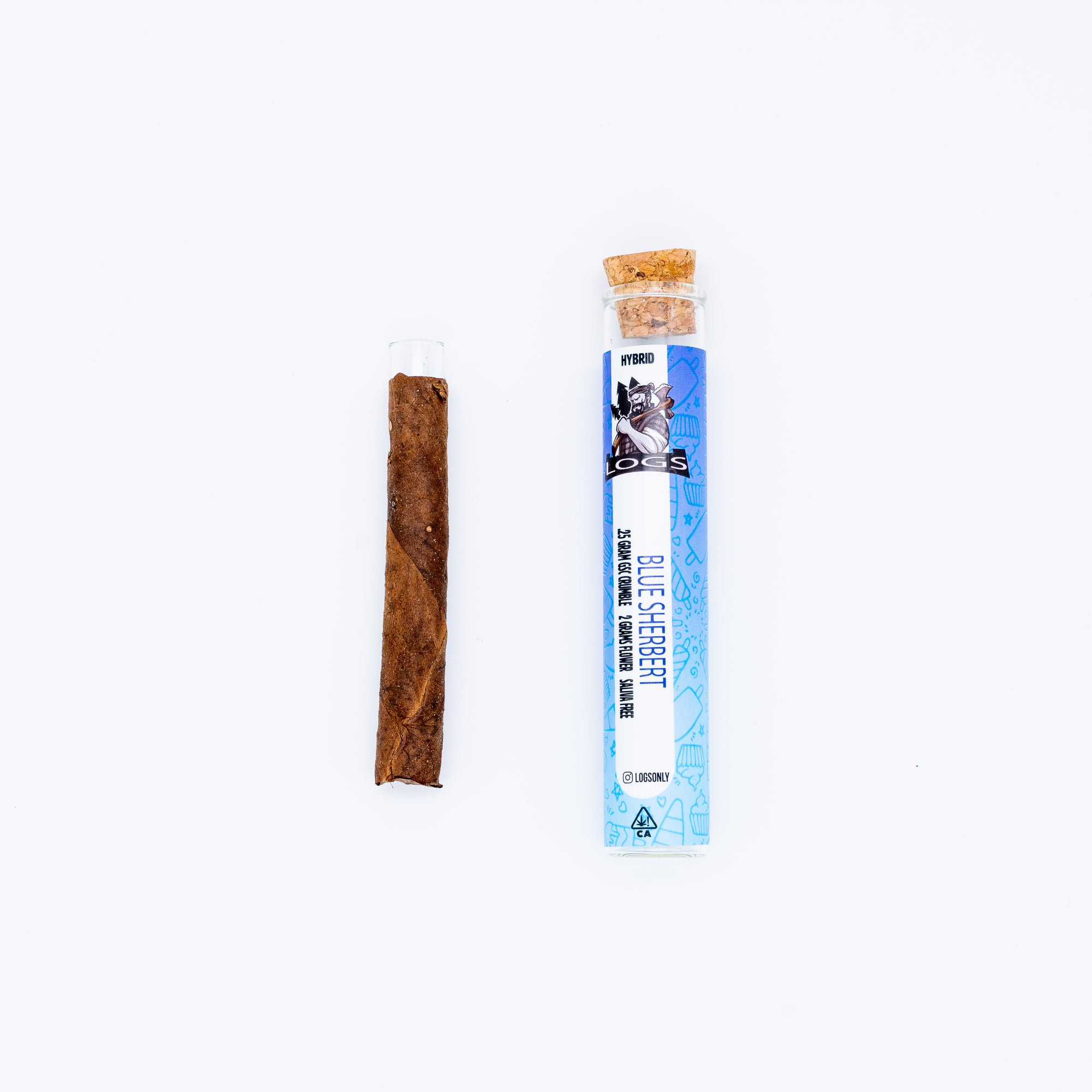 LOGS - Blue Sherbet