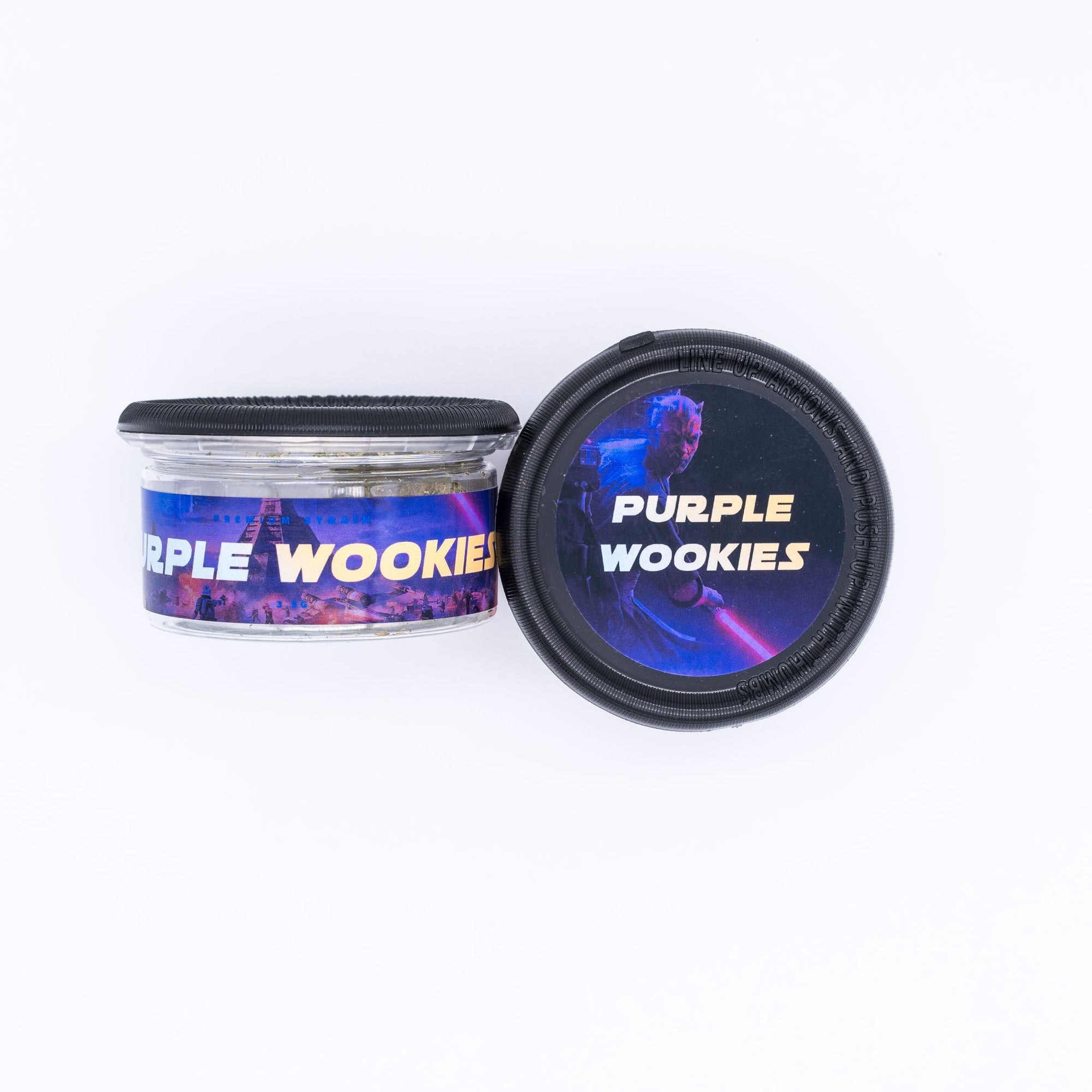 Purple Wookies