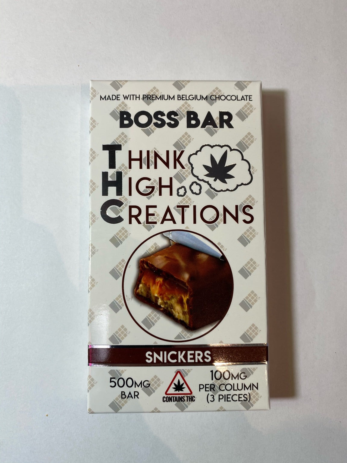 Boss Bar Snickers DC