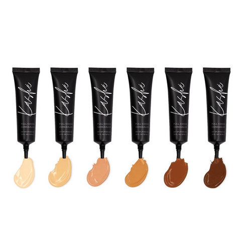 Full Cover Concealer -  MUA 6-PACK - LX DOLLS COSMETICS