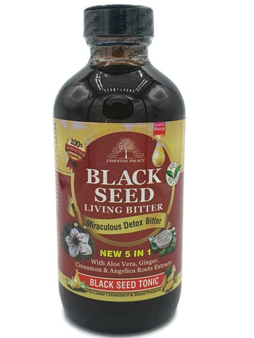 Black Seed Living Bitters 16oz