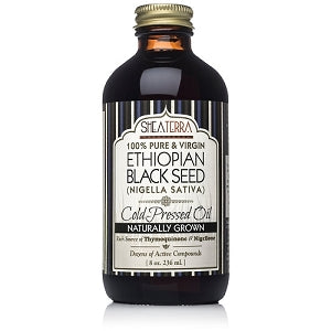 Ethiopian Black Seed Oil 8oz