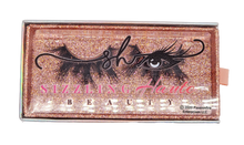 Load image into Gallery viewer, EBONY-JOY Luxurious 25 MM Real Mink Strip Lashes