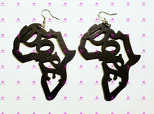 Load image into Gallery viewer, DOPE Africa Earrings