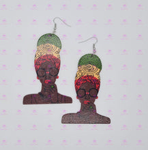 Load image into Gallery viewer, HEADWRAP SOUL SISTAH Earrings