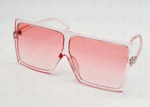 RETRO OVER-SIZED SQUARE Sunglasses