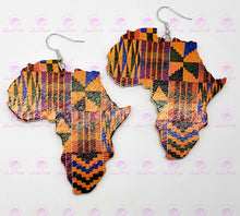 Load image into Gallery viewer, KENTE AFRICA Earrings