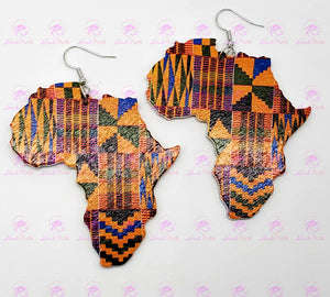 KENTE AFRICA Earrings