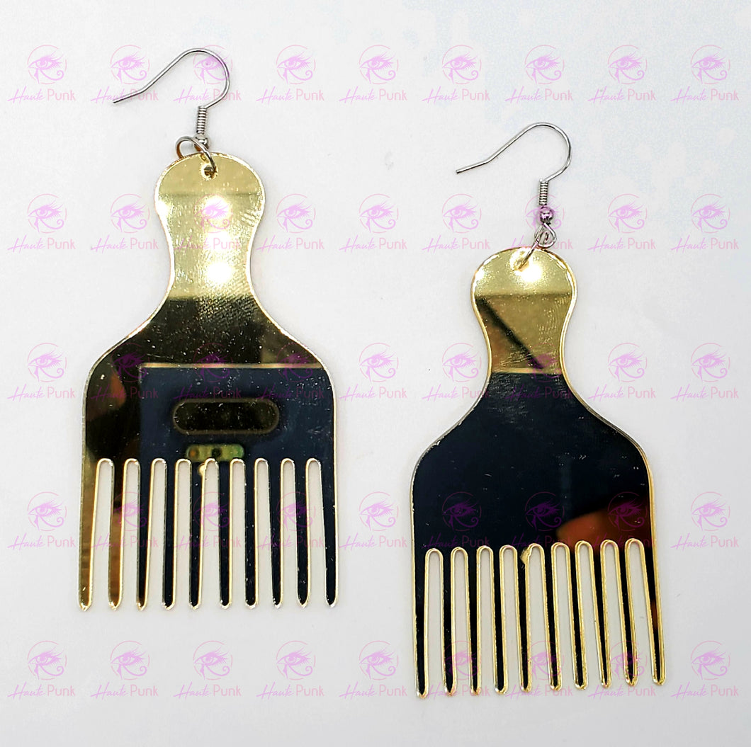 GOLDEN PICK Earrings