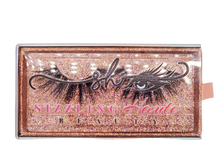 Load image into Gallery viewer, IZEZUWA Luxurious 25 MM Real Mink Strip Lashes