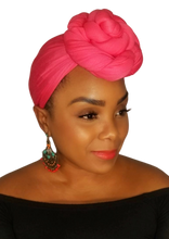 Load image into Gallery viewer, Jersey Stretch Headwrap