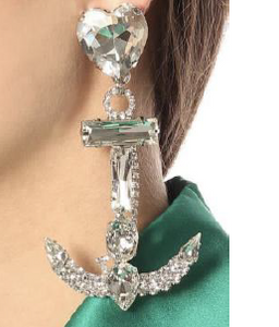 BLING ANCHOR Earrings