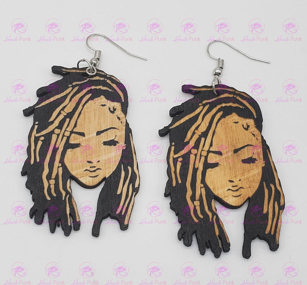 LADY LOCS Earrings