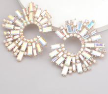 Load image into Gallery viewer, Starburst Bling Earrings