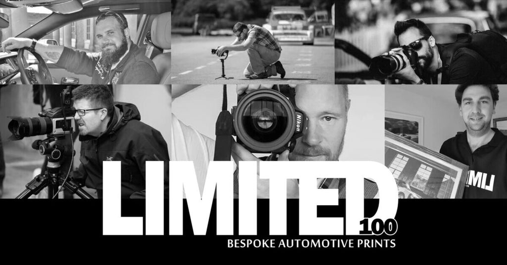 limited100 founder and automotive artists