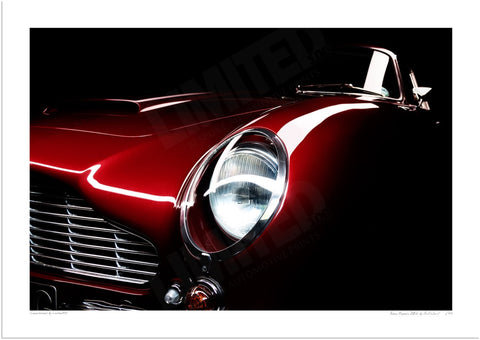 Aston Martin DB6 detail