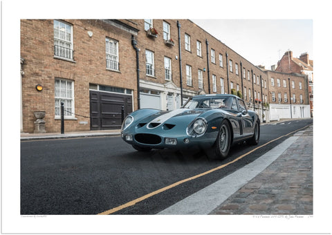 Ferrari 250 GTO 1962 in Knightsbridge