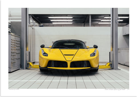 Ferrari LaFerrari Aperta at H.R. Owen