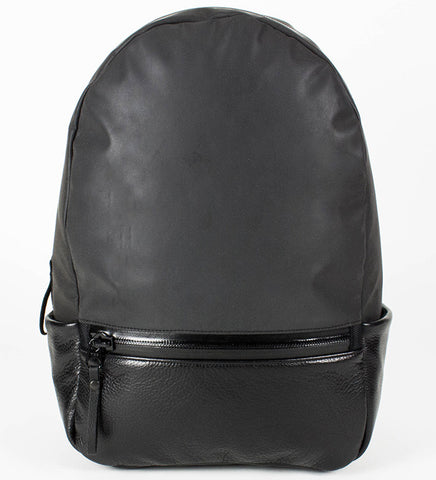 After Hours Backpack | Black | Full Grain