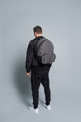 Horned Backpack // Black