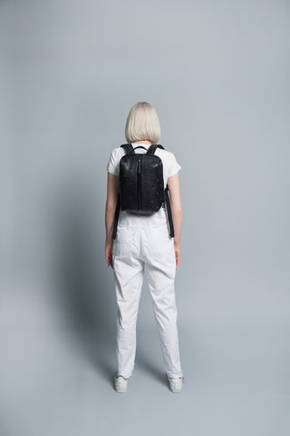 N.3 Mini Nishokku Backpack // Black