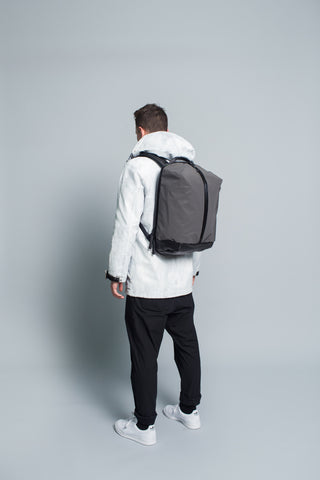 N.3 Backpack // Black