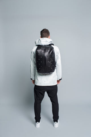 N.3 Nishokku Backpack // Black