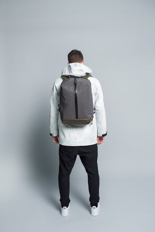 N.3 Backpack // Olive