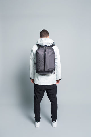 N.3 Backpack // Mesh Overlay
