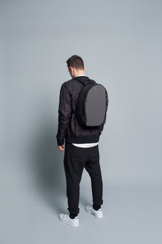 N.4 Backpack // Black
