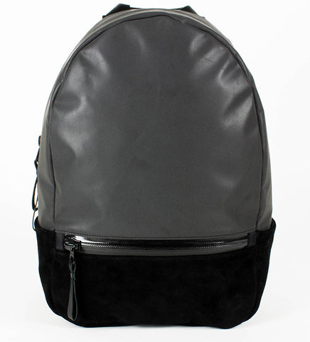 After Hours Backpack | Black | Suede