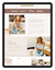 Customizable Showit Website Template for Marketers, Social Media Manages and Female Owned Service Businesses