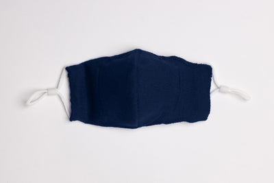 Zero Waste Cashmere Mask with Filters